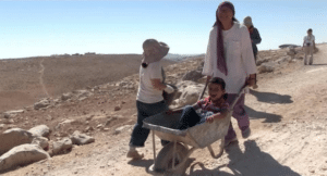 Road Construction in the Southern Hebron Hills 3