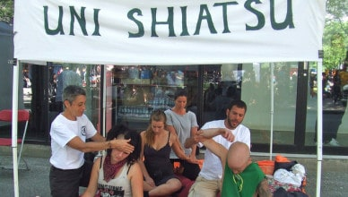 Charity Shiatsu Montreal