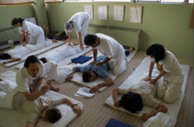Tao Shiatsu Workshop