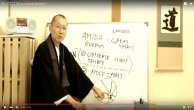 Dharma talk What is Amida Buddha