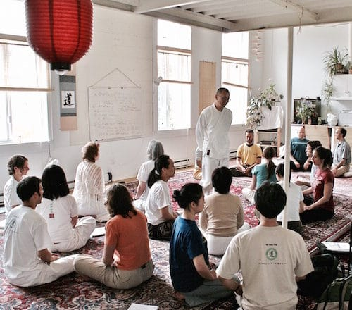 Tao-shiatsu-training