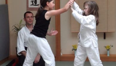 Aikido Summer Camp