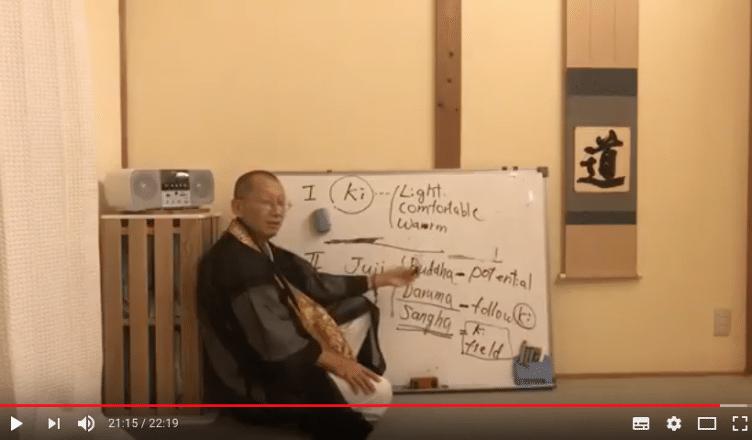 The way of Bodhisattva Nembutsu (3) Juji