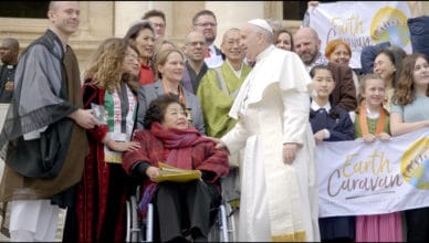 Earth Caravan with Pope Francis