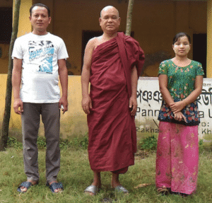 The monk and the teachers